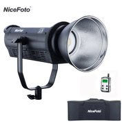 Iluminador-LED-NiceFoto-HA-3300A-COB-Video-Light-Bi-Color-330W-Bowens--Bivolt-