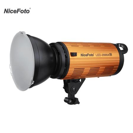 Iluminador-LED-NiceFoto-LED-2000A-II-Video-Light-Bi-Color-200W-Bivolt
