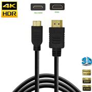 Cabo-HDMI-x-Mini-HDMI-2.0-4K-2160P-HDR-de-Alta-Velocidade--120cm-