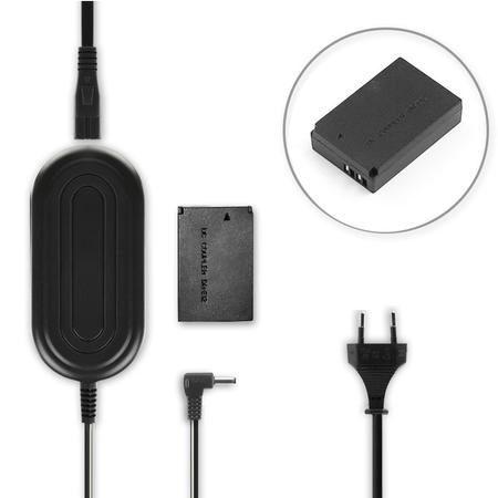Adaptador-CA-ACK-E12-com-Acoplador-de-Bateria-LP-E12-para-Canon-EOS-M--Bivolt-