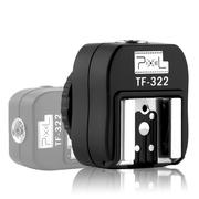 Sapata-Adaptadora-i-TTL-Pixel-TF-322-Sincronizacao-PC-Sync-para-Nikon