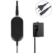 Adaptador-CA-ACK-E10-com-Acoplador-DC-DR-E10-para-Bateria-Canon-LP-E10--Bivolt-