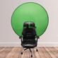 Rebatedor-Chroma-Key-Background-Verde-142cm-com-Fixador-de-Cadeira-para-Transmissoes-e-Youtubers