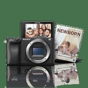 Camera-Sony-Alpha-a6400-Mirrorless-4K--Corpo-