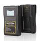 Bateria-Broadcast-V-Mount-Rolux-RLC-130S-130Wh-8.8Ah-com-Display-LCD