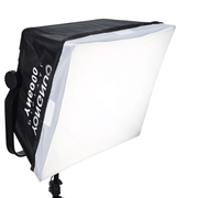 Iluminador-Led-Yongnuo-YN6000-Bi-Color-50W-Video-Light-com-Softbox