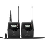 Sistema-Microfone-Lapela-MKE-2-Sennheiser-EW-512P-G4-GW-Wireless-Montagem-em-Cameras--GW--558-608MHz-