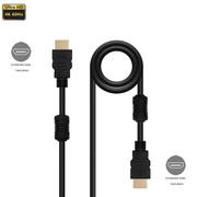 Cabo-HDMI-x-HDMI-2.0-4K-Ultra-HD-de-Alta-Velocidade-com-Filtro-Anti-Ruido-Duplo--70cm-