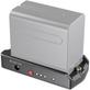 Plate-Adaptador-SmallRig-EB2504-Bateria-NP-F-Serie-L