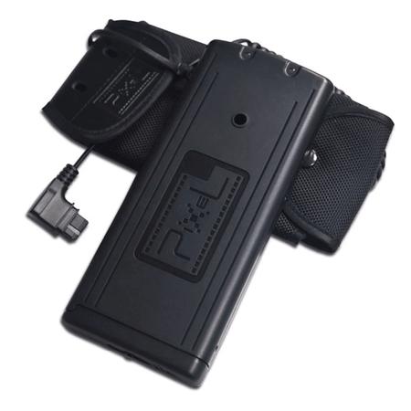 Carregador-Externo-Flashgun-Power-Pack-Pixel-TD-381-para-Flash-Canon