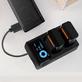Carregador-de-Bateria-LP-E6-Duplo-USB