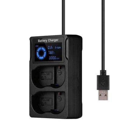 Carregador-de-Bateria-EN-EL15-Duplo-USB