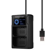Carregador-de-Bateria-NP-FZ100-Duplo-USB