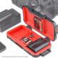 Estojo-Rigido-de-Cartao-de-Memoria-e-Baterias-LensGo-D850-Impermeavel