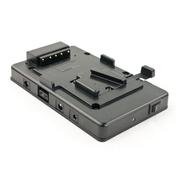 Adaptador-de-Energia-Rolux-RL-5D2-para-Baterias-V-Mount