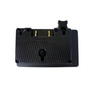 Adaptador-de-Energia-Rolux-RL-A-para-Baterias-Gold-Mount--Anton-Bauer-