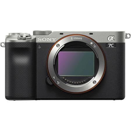 Camera-Sony-Alpha-a7C-Mirrorless-4K---ILCE7C--Corpo-Prata-Silver-