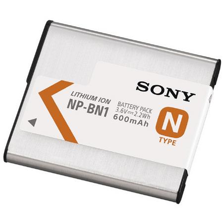 Bateria-Sony-NP-BN1-Recarregavel