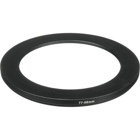 Anel-Adaptador-SD-Step-Down-77-58mm-para-Filtro-de-Lente