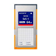 Cartao-Sony-64GB-SxS-1--SBS-64G1C-