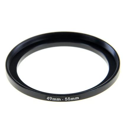 Anel-Adaptador-SU-Step-UP-49-55mm-para-Filtro-de-Lente
