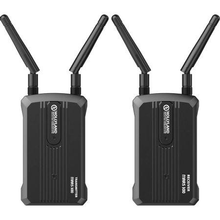 Kit-Hollyland-Mars-300-Dual-HDMI-Wireless-Transmissor-e-Receptor-Sem-Fio