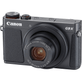 Camera-Canon-PowerShot-G9X-MarkII--Preta-