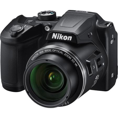 Camera-Nikon-COOLPIX-B500-40x-Zoom--Preta-