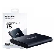 SSD-Samsung-T5-2TB-Externo-Portatil-USB-3.1---MU-PA2T0B-AM--Preto-