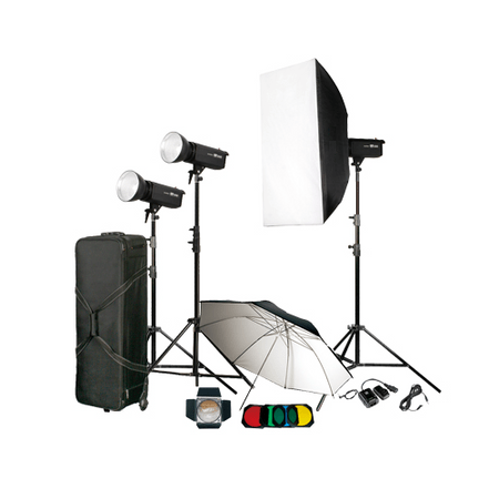 Kit-para-Estudio-Fotografico-com-3-Flashes-de-300Ws-e-SoftBox--110V-