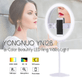 Iluminador-Circular-Ring-Light-LED-Yongnuo-YN128-II-Beauty-Light-Bi-Color-com-Espelho--Branco-