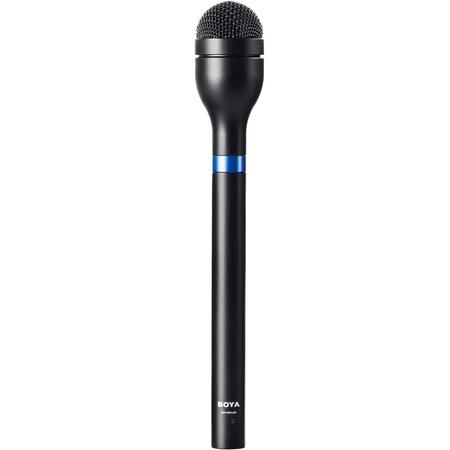 Microfone-de-Mao-Boya-BY-HM100-Dinamico-XLR