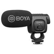 Microfone-Shotgun-Boya-BY-BM3011-Cardioide-Montagem-em-Cameras
