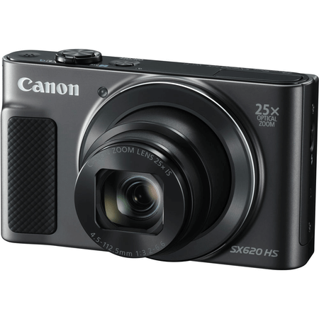 Camera-Canon-PowerShot-SX620-HS-Zoom-25x--Preta-