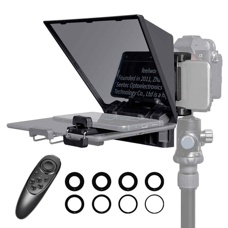 Teleprompter-Portatil-8--FeelWorld-TP2A-para-SmartPhones-Tablets-e-Cameras