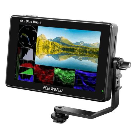 Monitor-de-Referencia-FeelWorld-LUT7S-Pro-7--4K-HDMI-3G-SDI-3DLUT-IPS-Touch-Kit-Externo