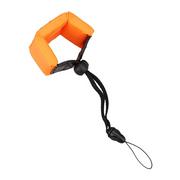 Boia-Flutuante-JJC-ST-6O-para-Cameras-de-Acao-e-Esportivas--Laranja-