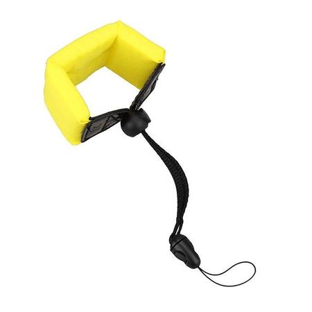 Boia-Flutuante-JJC-ST-6Y-para-Cameras-de-Acao-e-Esportivas--Amarelo-
