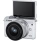 Camera-Canon-EOS-M200-Mirrorless-4K-com-Lente-15-45mm--Branca-