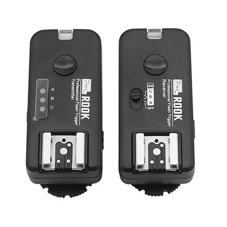 Radio-Flash-Pixel-Rook-24GHz-TTL-para-Nikon