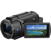 Filmadora-Handycam-Sony-FDR-AX43-4K-UHD-Zoom-20x--Preta-