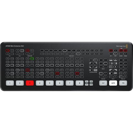 Switcher-Blackmagic-ATEM-Mini-Extreme-ISO-Live-Streaming--Transmissao-