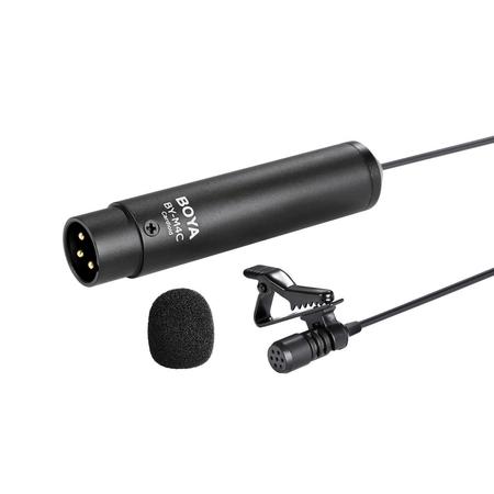 Microfone-de-Lapela-Boya-BY-M4C-Cardioide-com-Conector-XLR