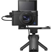 Kit-Camera-Sony-Cyber-shot-DSC-RX100-VII-com-Shooting-Grip-VCT-SGR1