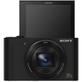 Camera-Sony-Cyber-shot-DSC-WX500--Preta-