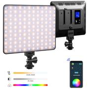 Iluminador-Painel-LED-Weeylite-Sprite-20-RGB-Video-Light-30W-Full-Color--Bivolt-