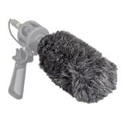 Protetor-de-Vento-DeadCat-Windshield-Peludo-para-Microfones-Shotgun--20cm-