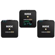 Rode-Wireless-GO-II-Sistema-Microfone-Sem-Fio-Duplo-Compacto-para-2-Pessoas