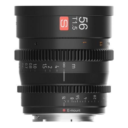 Lente-Cine-Viltrox-56mm-T1.5-Manual-para-Sony-E-Mount