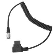 Cabo-Espiral-D-Tap-x-4-Pinos-Macho-para-Gravadores-de-Audio